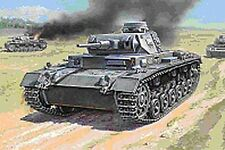Zvezda 1/100 15mm german panzer iii g peloton de 5 chars flames of war