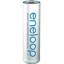PANASONIC Eneloop Rechargeable Ni-Mh Batteries AA 2000mAh 5-Year 2100 Times  1pc