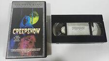 STEPHEN KING CREEPSHOW CINE DE TERROR VHS COLECCIONISTA EDICION ESPAÑOLA