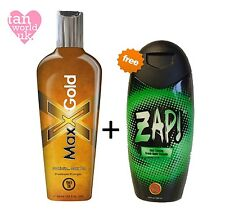 Power Tan Sunbed Tanning Accelerator Lotion BOGOF Deal - Maxx Gold Bronzer