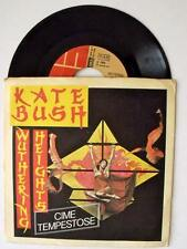 Kate Bush WUTHERING HEIGHTS / KITE  EMI Records, 1978 singolo 45 GIRI VINILE