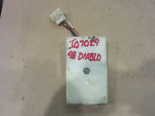 Lamborghini Diablo - Low Tire ECU. Part# 006036175