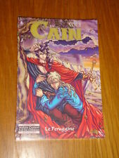 CAIN VOL 1 YAOI PRESS MATURE MANGA GOTHIC HORROR ROMANCE GRAPHIC NOVEL
