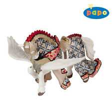 Horse of the Knight Pegasus 16 cm knight and Castles Papo 39949