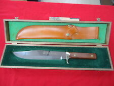 Puma Original Bowie Knife. Germany. 12 6356. Vintage.