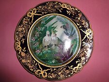 Antique French Sevres Porcelain cabinet plate{19th century Artist signed}