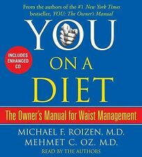 DR OZ You on a Diet : The Owner's Manual for Waist Management by Mehmet C. Oz CD