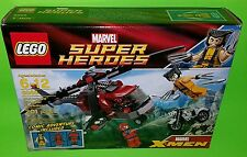 LEGO Marvel Set 6866 Wolverine Chopper Showdown X-men NEW & SEALED MISB