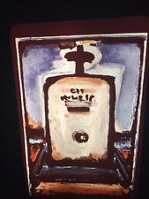 "Georges Rouault ""Tombstone"" Expressionism Fauvism French Art 35mm Slide"