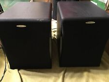 Velodyne VRP-10 Series Power SUBwoofer Speaker. Mint condition. Great sound.