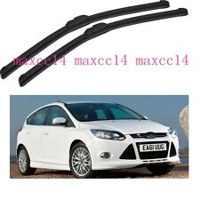 "Car Windscreen Window windshield Wiper Blades For Ford Focus 2012-2014 28""+28"""