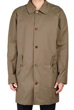 "VIVIENNE WESTWOOD MAN TAUPE WATERPROOF ""KABAN"" TRENCH MAC SIZE UK42 EU52 BNWT"