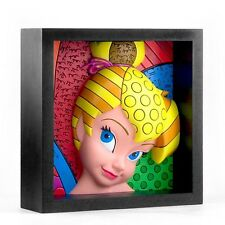 ROMERO BRITTO DISNEY TINKERBELL 3D POP ART BLOCK