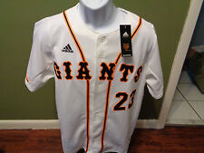 Tokyo Yomiuri Giants Japan Nippon Baseball Jersey FREDERICH CEPEDA SIGNED SZ MED