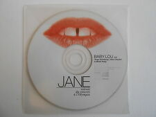 JANE BIRKIN : BABY LOU [ CD PROMO ] ~ PORT GRATUIT !