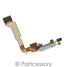 WHITE Charging Port Dock Charger Connector Flex Cable For iPhone 4 CDMA VERIZON