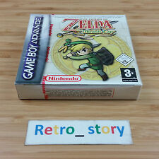 Nintendo Game Boy Advance GBA The Legend Of Zelda The Minish Cap NEUF / NEW PAL