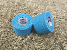 "2 Rolls of Powder Blue Hockey Gauze Grip Tape Pro Quality 1.5"" x 30'"