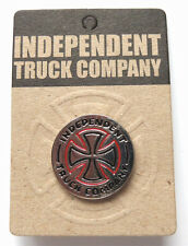 Independent Trucks Push Back Pin - skateboard iron cross skate sk8 - new on card