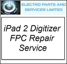 iPad 2 Digitizer Touch Screen FPC Socket Connector Repair Service
