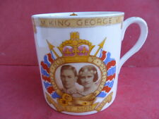 Shelley - 1937 Coronation Commemoraive Mug - King George VI