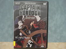 Captain Herlock - Vol. 1: The Legend Returns (DVD, 2004)