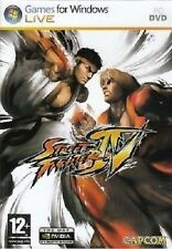 Capcom Street Fighter IV 4 (PC DVD) Windows UK Import