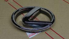 OEM NEW LEXUS RX300 CHROME FRONT GRILLE EMBLEM 2001 2002 2003