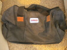 NOS Yamaha OEM Luggage Tote Bag with Carrying Strap PVC Resign & Polyester