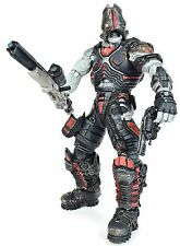 "Gears of War GOW Series 3 CYCLOPS LOCUST DRONE 7"" Action Figure NECA 2009"