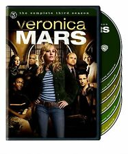 Veronica Mars Complete Series 3 DVD Collection 6 Discs Set + Extras NEW