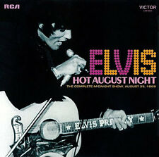 Elvis Presley - Hot August Night - August 25, 1969 : MS - FTD CD New & Sealed
