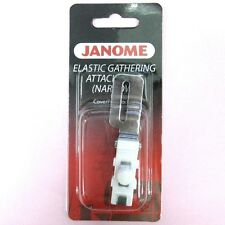 Elastic Gathering Attachment (Narrow) #795804100 Janome 900CPX 1000CPX CoverPro