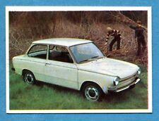 AUTO FLASH - Ed.COX - Figurina/Sticker n. 142 - DAF 44 -New
