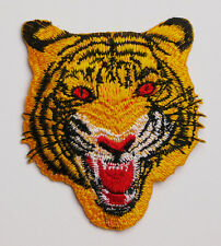TIGER Wild Animal Iron-On Embroidered Patch - MIX 'N' MATCH - #1W29