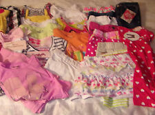 Girls Toddler Clothing Huge 42+ Lot Sizes 2T 3T, Summer- Top Brands - Some NWT