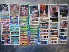 PIRATES 3 TEAM SETS COLLECTION 73 Cards 1989 1990 Score Upper Deck BARRY BONDS