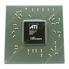 ORIGINALE Nuovo 216plakb26fg ATI X1600 SCHEDA VIDEO GPU Chip BGA CHIPSET CON SFERE