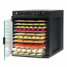 New 220 volt Tribest Sedona Food Dehydrator SD-6780 with Stainless Steel Trays