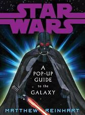 STAR WARS A Pop-Up Guide to the Galaxy Book by Matthew Reinhart 2007 - LIKE NEW!