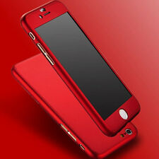 FULL 360 Degree Protection Front &Back Case Cover For Apple iPhone 5/5S