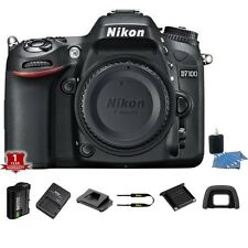 Nikon D7100 24.1MP DX DSLR Camera Body + Lens Cleaning Kit