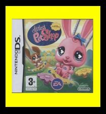Littlest Pet Shop Garden Nintendo NDS DS Lite DSi XL Brand New