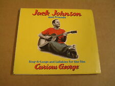 DIGIPACK SOUNDTRACK CD / JACK JOHNSON AND FRIENDS - CURIOUS GEORGE