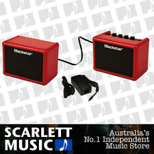 Blackstar Fly Pack Red  - Includes Fly-3, Fly-103 Extension Cab, 6.5V Adapter.