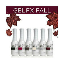 Orly Gel Fx Gel Nail Lacquer Fall Collection 6 Color Set - .3 fl oz - 9 ml
