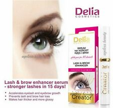 Delia Eyelash Creator Lash and Brow Enhancer Visible Effect In Just 15 Days