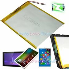 Tablet Battery 3.7V 5000mAh Polymer Li-ion Battery For 9,10  Inch 458090 USA