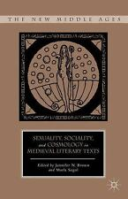 Sexuality, Sociality, and Cosmology in Medieval Literary Texts (The New Middle A