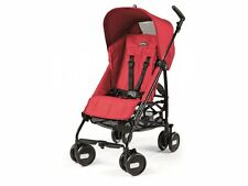 Peg Perego 2016 Pliko Mini Stroller in Mod Red Brand New!!